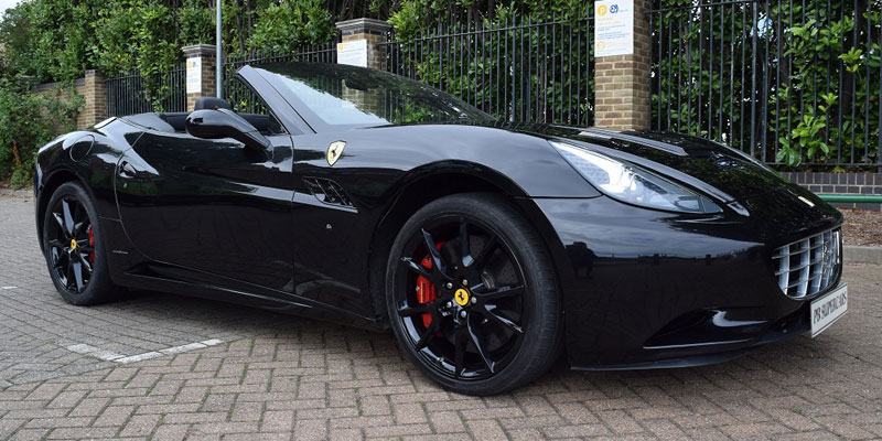 Ferrari rent Rent this Ferrari California today
