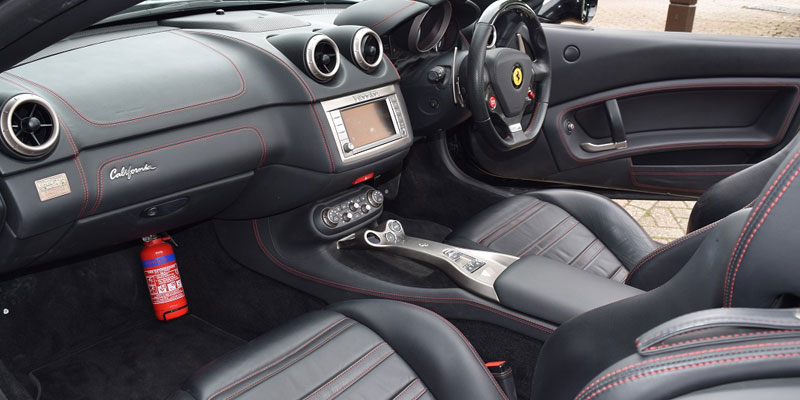 Great deals on this California Ferrari rent